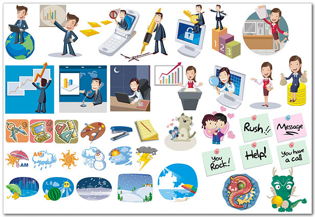 Microsoft Office Online Clipart