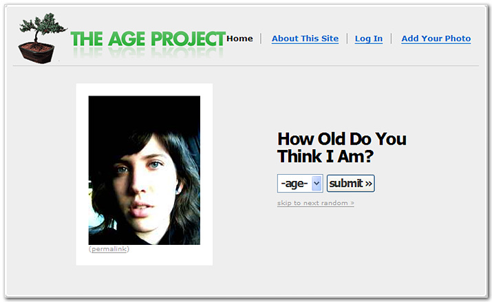 Age Project