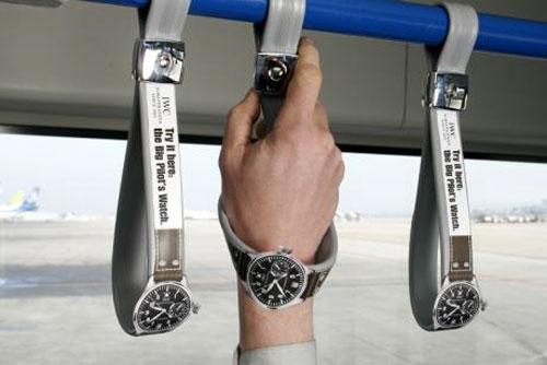 IWC Watch : Try it before you buy!