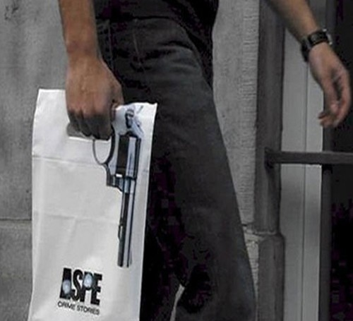 총 쇼핑백 : Gun Shopping Bag