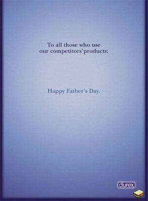 Durex : Happy Fathers Day
