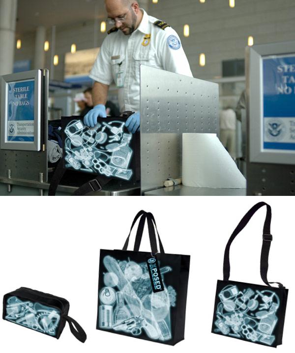엑스레이 쇼핑백 : Xray Shopping Bags