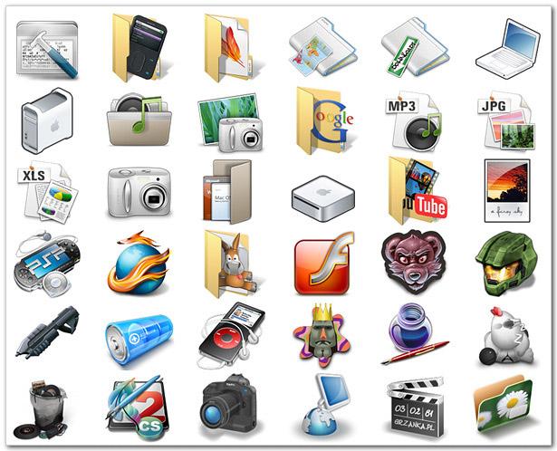 Deviant Icons