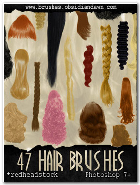 47 Hair Brushes