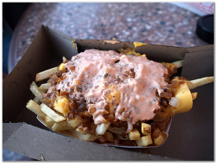 In-N-Out Animal Style French Fries