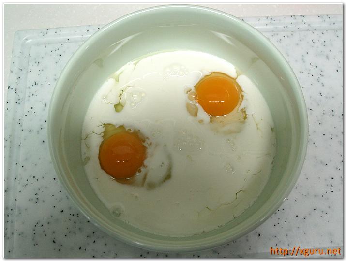 계란과 우유