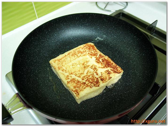 토스트 굽기