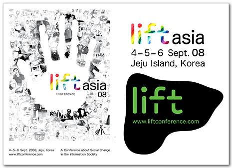 LIFT Asia 08