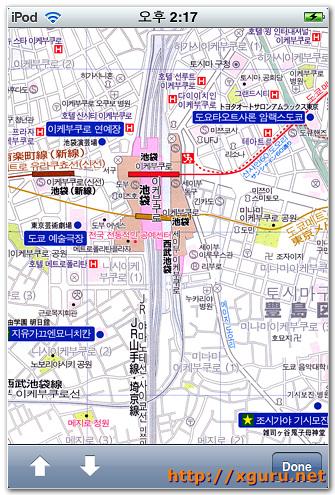 Ikebukuro Map