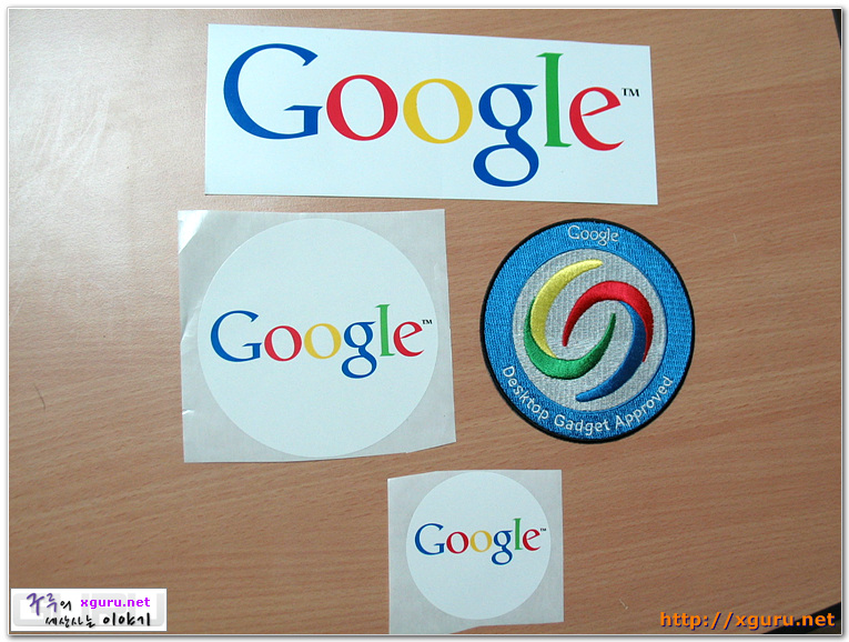 Google Stickers!