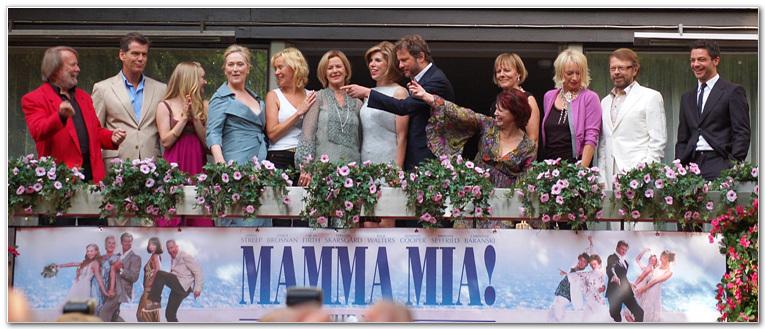 ABBA 2008 Sweden Premier