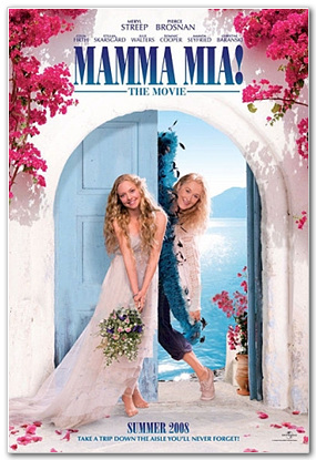 Mamma Mia The Movie Poster