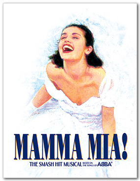 Mamma Mia! Musical Poster