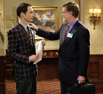 Sheldon & George Smoot