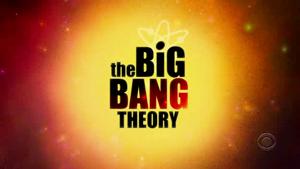 Big Bang Theory Logo