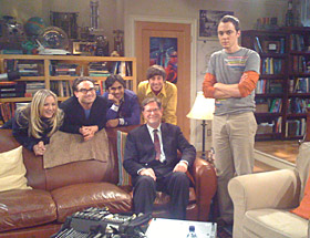 Big Bang with George Smoot