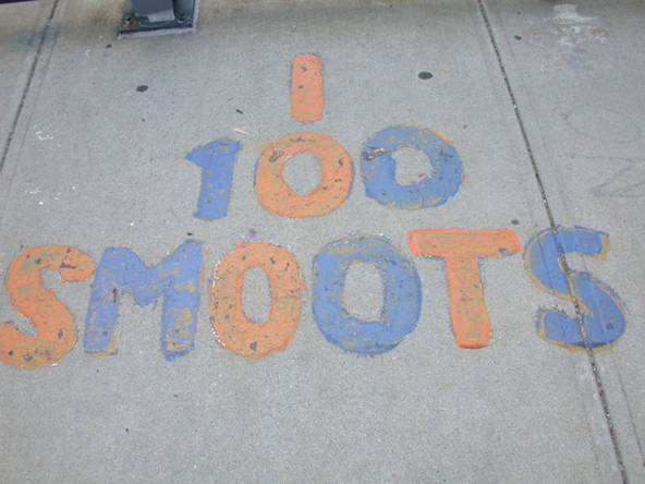 100 Smoot Mark