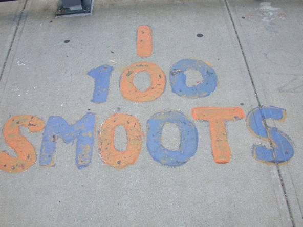 100 Smoot Mark