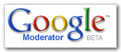 Google Moderator Logo
