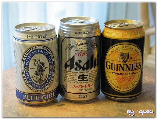 맥주 삼총사